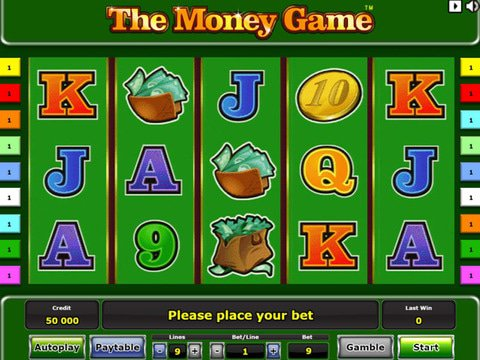 The Money Game Game Preview