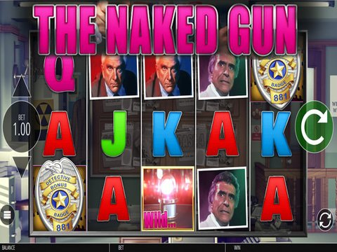 The Naked Gun Game Preview