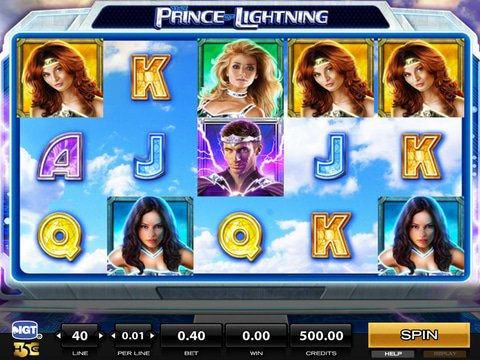 The Prince of Lightning Game Preview