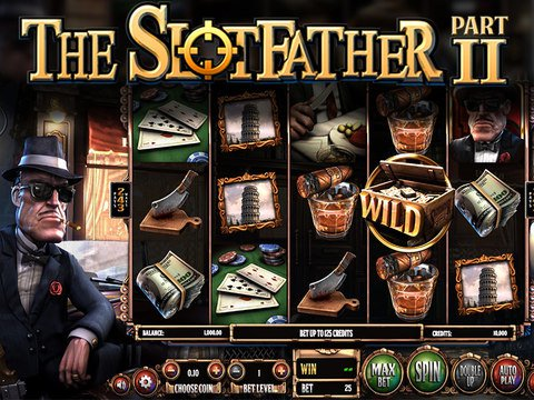 The Slotfather: Part 2 Game Preview