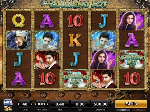 casino costumes Slot Machine