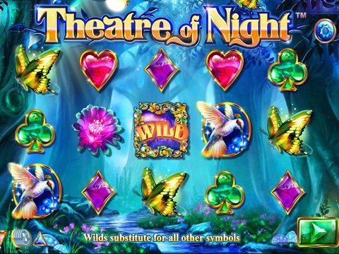 Theatre of Night Game Preview