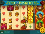 Three Musketeers Game Preview