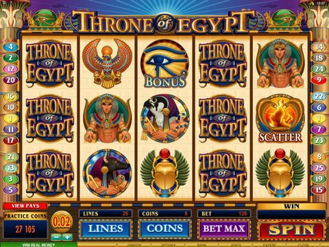 Throne of Egypt Game Preview