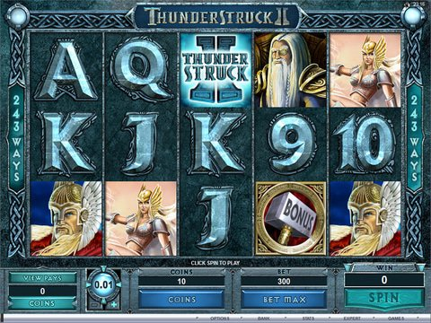 Thunderstruck II Game Preview