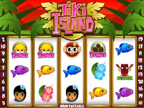 Tiki Island Game Preview
