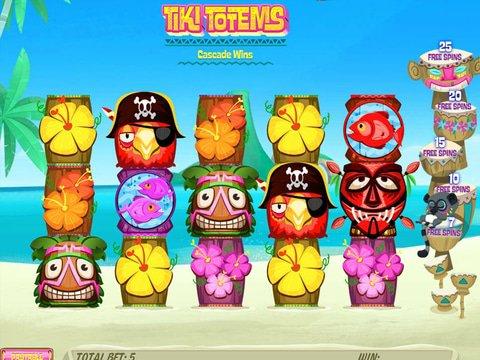 Tiki Totems Game Preview