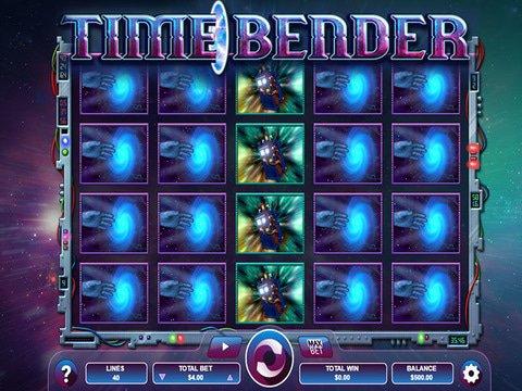 Time Bender No Download Slot