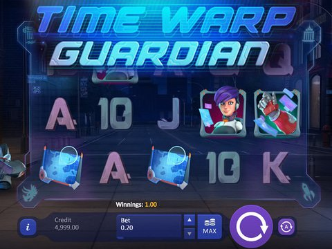 Time Warp Guardian Game Preview