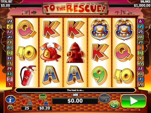 To The Rescue Game Preview
