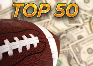 Top 50 Prop Bets for Super Bowl Fans