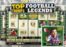 Top Trumps World Football Legends