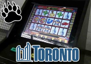 Illegal Gambling Machines Toronto Raid