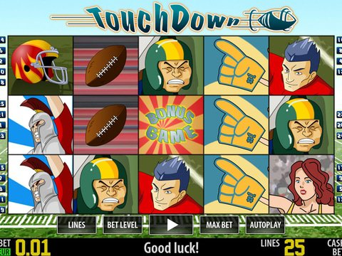 Touch Down HD Game Preview