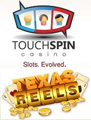 Multiplayer Texas Reels Slot From TouchSpin