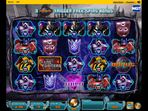 Transformers Battle for Cybertron Game Preview