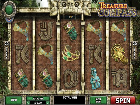 Treasure Compass Game Preview