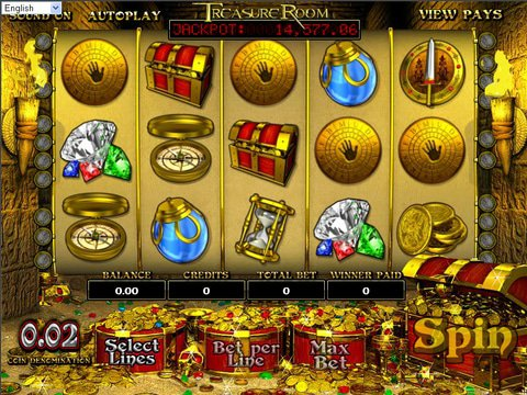 Treasure Room Game Preview
