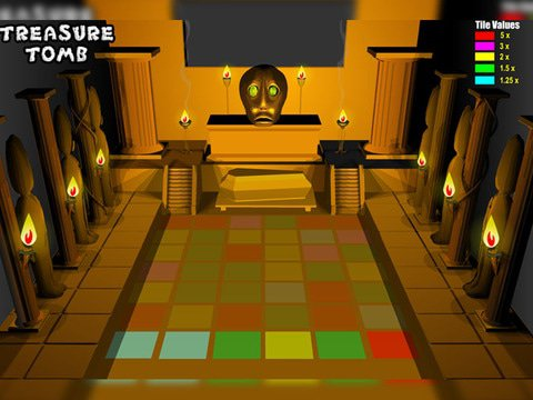 Treasure Tomb Game Preview