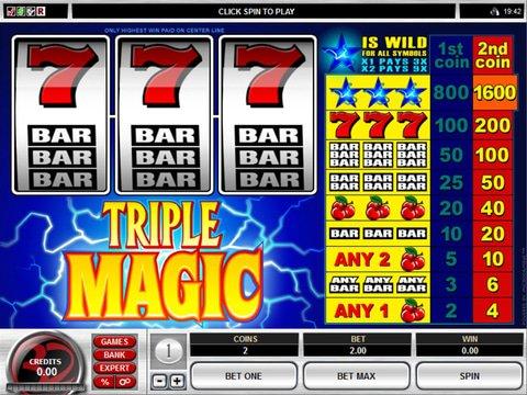 Triple Magic Game Preview