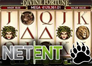 netent divine fortune new slot