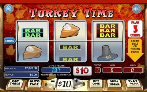 Turkey Time Game Preview