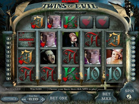 Twins of Evil Game Preview