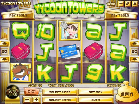 Tycoon Towers Game Preview