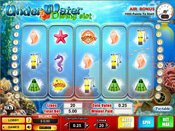 Under Water Diving Game Preview