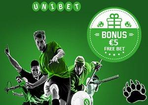 Unibet Free Bet Promotion