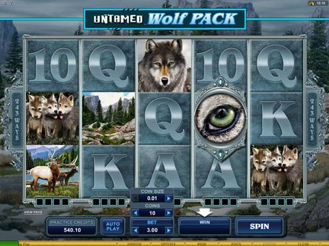 Untamed Wolf Pack Game Preview