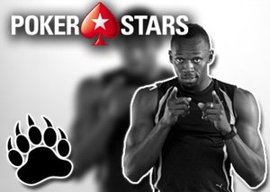 new poker stars ambassador usain bolt