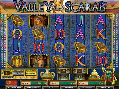 Valley of the Scarab Game Preview
