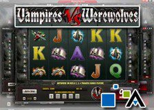 Vampires vs Werewolves