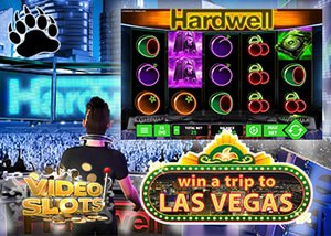 Videoslots Casino launch new Hardwell slot