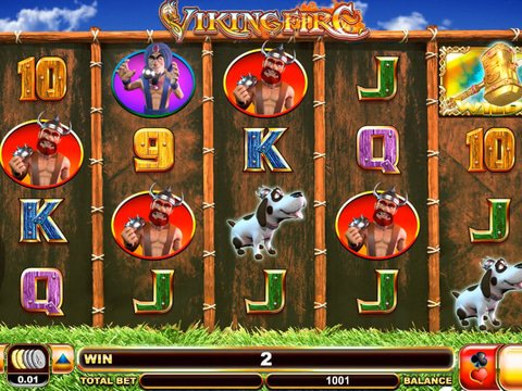 Viking Fire Game Preview