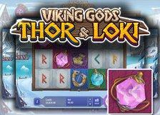 Viking Gods: Thor & Loki