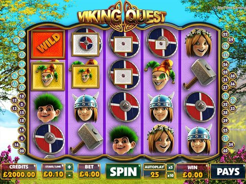 Viking Quest Game Preview