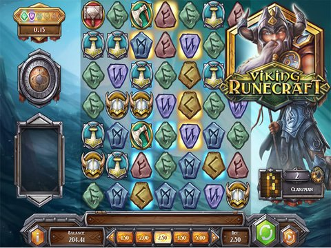 Viking Runecraft Game Preview