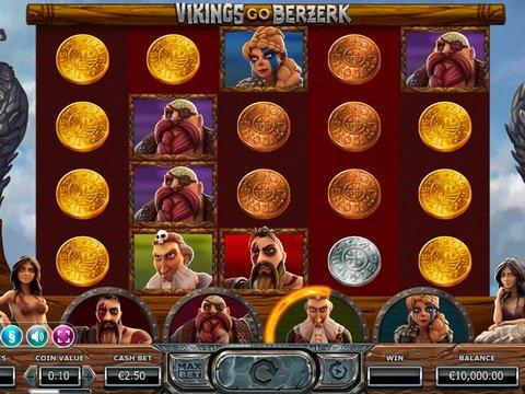 Vikings Go Bezerk Game Preview