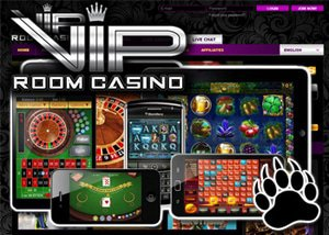VIP Room Online Casino: Awesome Bonues and One-Hour Payouts