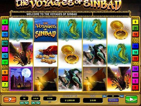 Voyag Sinbad Game Preview