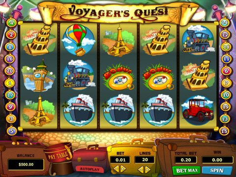 Voyagers Quest for free online with no download!