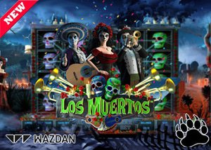 Wazdan Launches New Los Muertos Slot