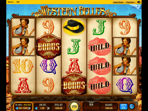 Western Belles Game Preview