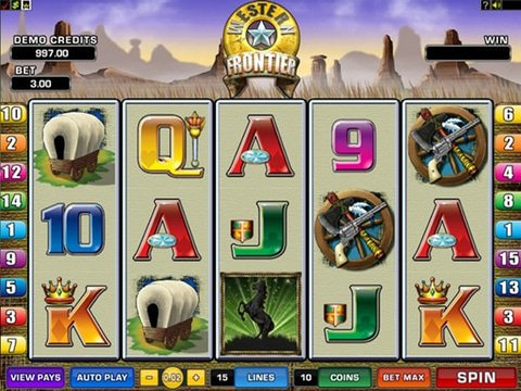 Check Out The No Download Western Frontier Slots