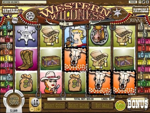 Western Wildness Game Preview