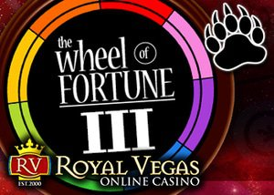 Spin and Win with the Wheel of Fortune III Promotion at Platinum Play Casino