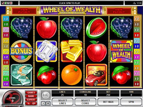Wheel of Wealth Special Edition Game Preview