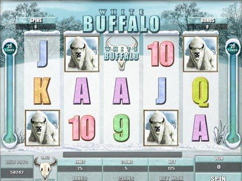 White Buffalo Game Preview